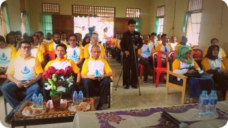 Balai Wilayah Sungai Papua Gelar Sosialisasi Daur Ulang Limbah di Merauke