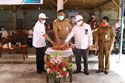 Beri Bukti Bukan Janji, Gubernur Olly Resmikan PLTD di Pulau Siladen