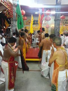 Phuket Vegetarian Festival -  Kathu Shrine