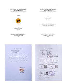 Skripsi Strategi Komunikasi Pemasaran pada Perusahaan Depo Jaya Bangunan Mataram Lombok NTB