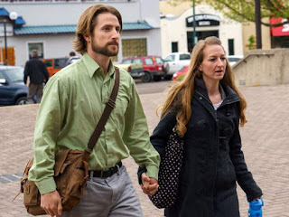 David Stephan and his wife Collet Stephan