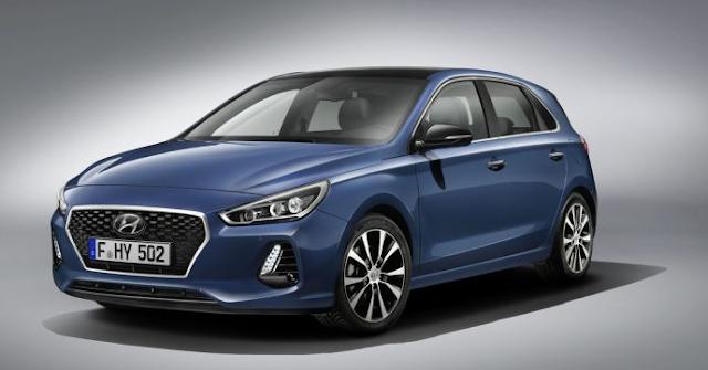 2018 Hyundai i30 Design