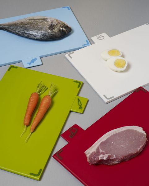 Index™ Chopping Board Set | Gadgets For Kitchen