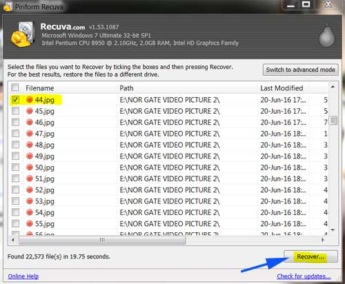 Recuva Review | Recover Deleted Files [Download Free