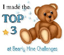 Bearly Mine Top 3