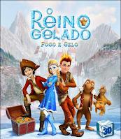 Animação O Reino Gelado: Fogo e Gelo