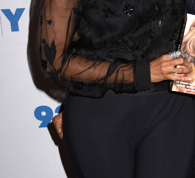 Tyra Banks Man: He Maybe Gay, But Tyra Banks Is Irresistible! Lol (photos