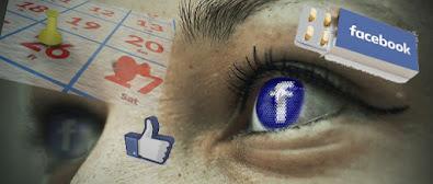Entrar en Facebook y pedir cita, esperar confirmación