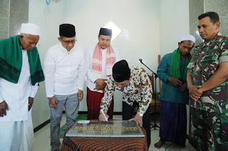 Bupati Lumajang Resmikan Masjid Nurul Qodim