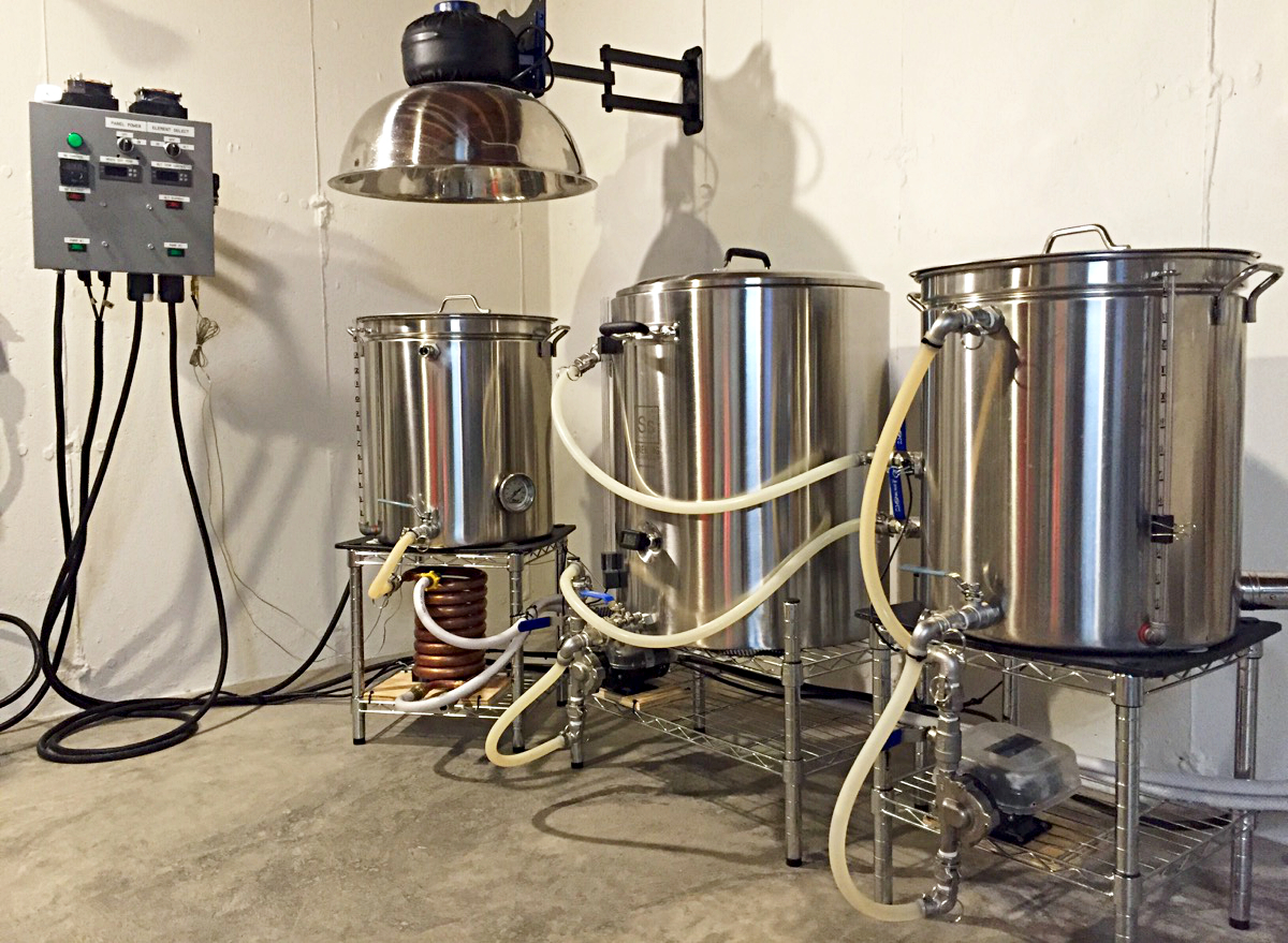 Electric Forge Brewing