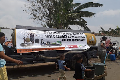 ACT Together with Malang Regency Government Distribute Clean Water