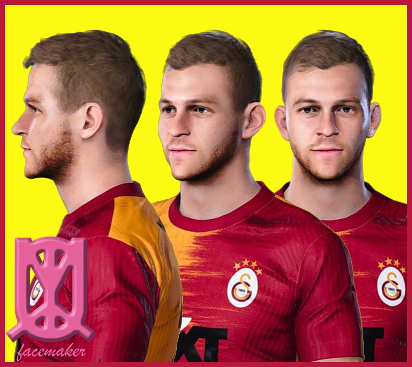 PES 2021 Alexandru Cicaldau Face