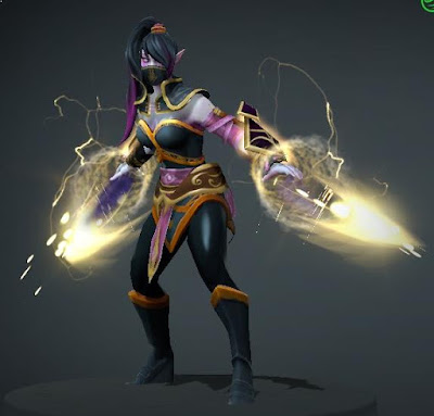 Templar Assassin - Focal Resonance