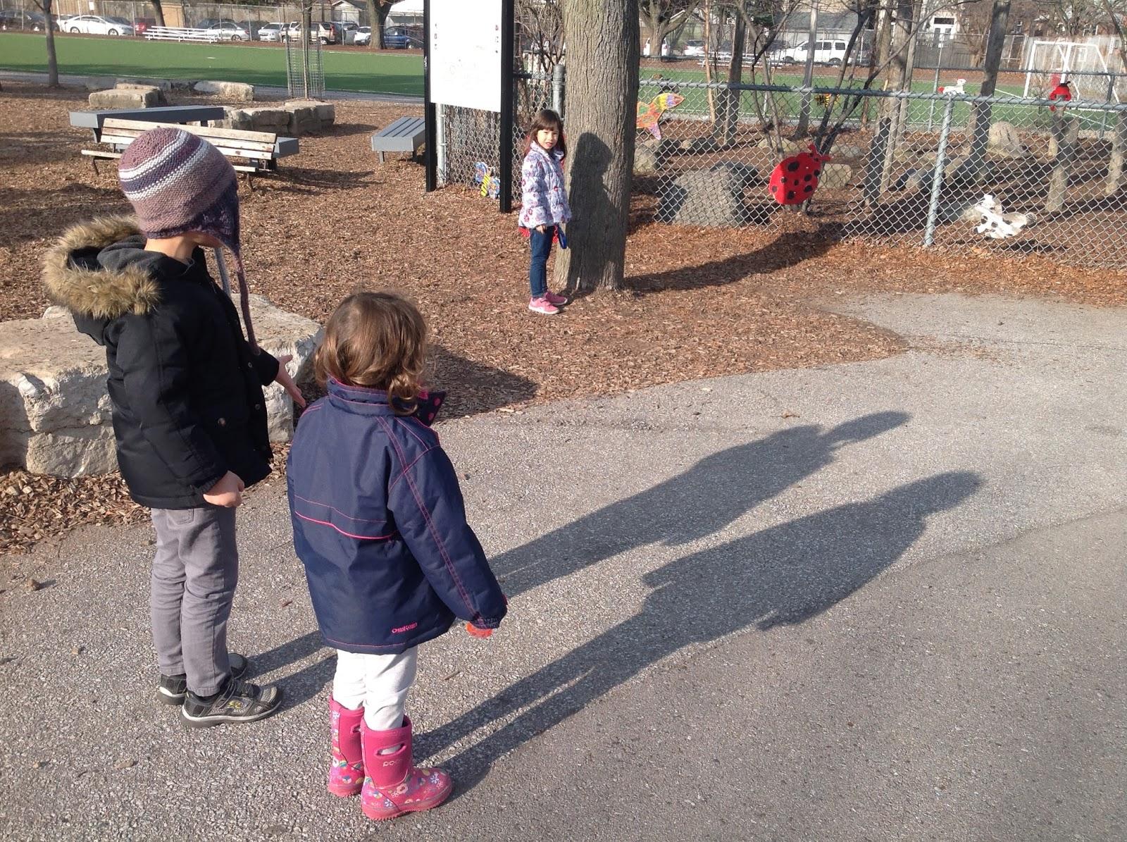 Wonders In Kindergarten The Shadows Are Dancing