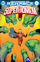 DC Renascimento: Novo Superman #3