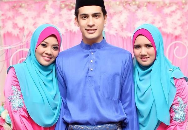 Akhirnya 2 isteri dengar nasihat Ashraf Muslim tutup akaun instagram