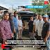 10 Anggota Dewan Kluet Raya Antar Bantuan Kepada Warga Korban Kebakaran di Kedai Rundeng
