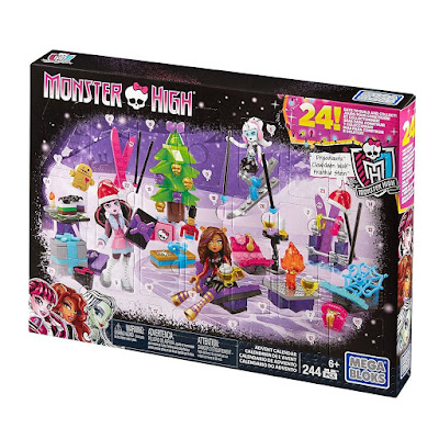 monster high advent calendar