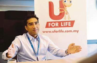 gambar Iskandar Ezzahuddin bunting u for life