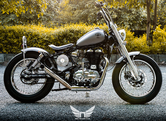 Neev Motorcycles Zeus