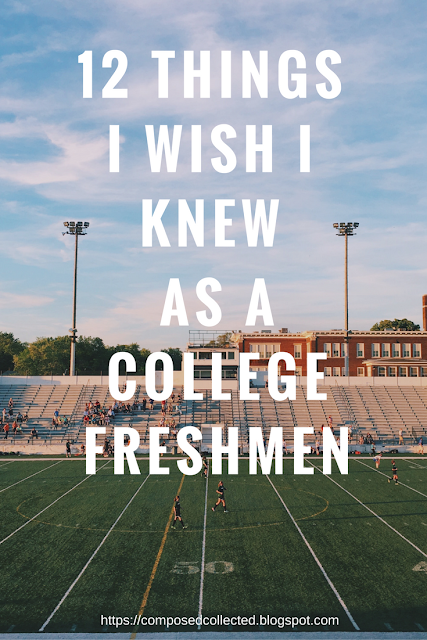 college tips for freshmen