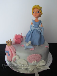 disney cake princess