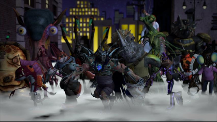 2012 *** Bebop *** Teenage Mutant Ninja Turtles TMNT