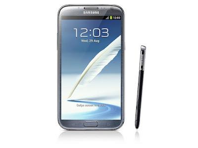 Cara Flashing Samsung Galaxy Note 2 GT-N7100