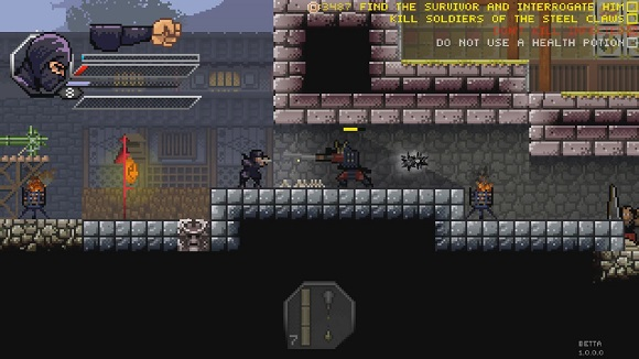 pixel-shinobi-nine-demons-of-mamoru-pc-screenshot-www.ovagames.com-1