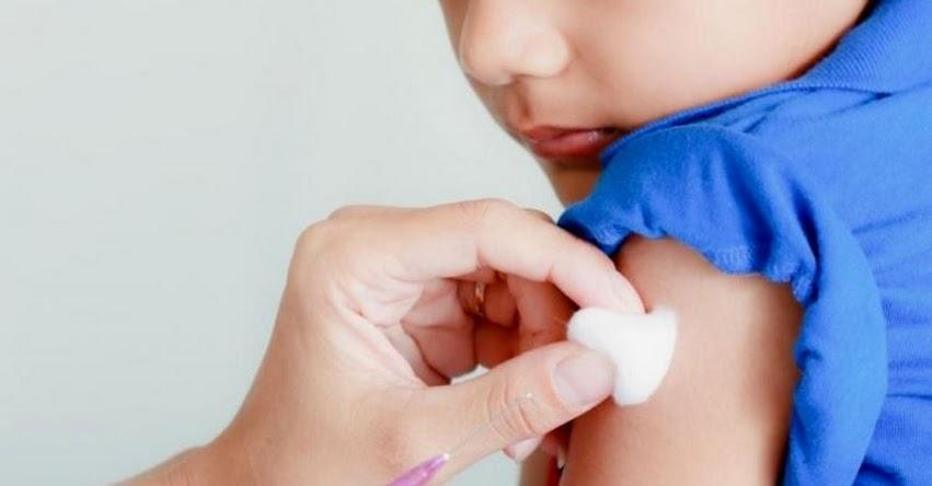 Estas 4 vacunas debes colocar a tus hijos antes y durante la etapa escolar