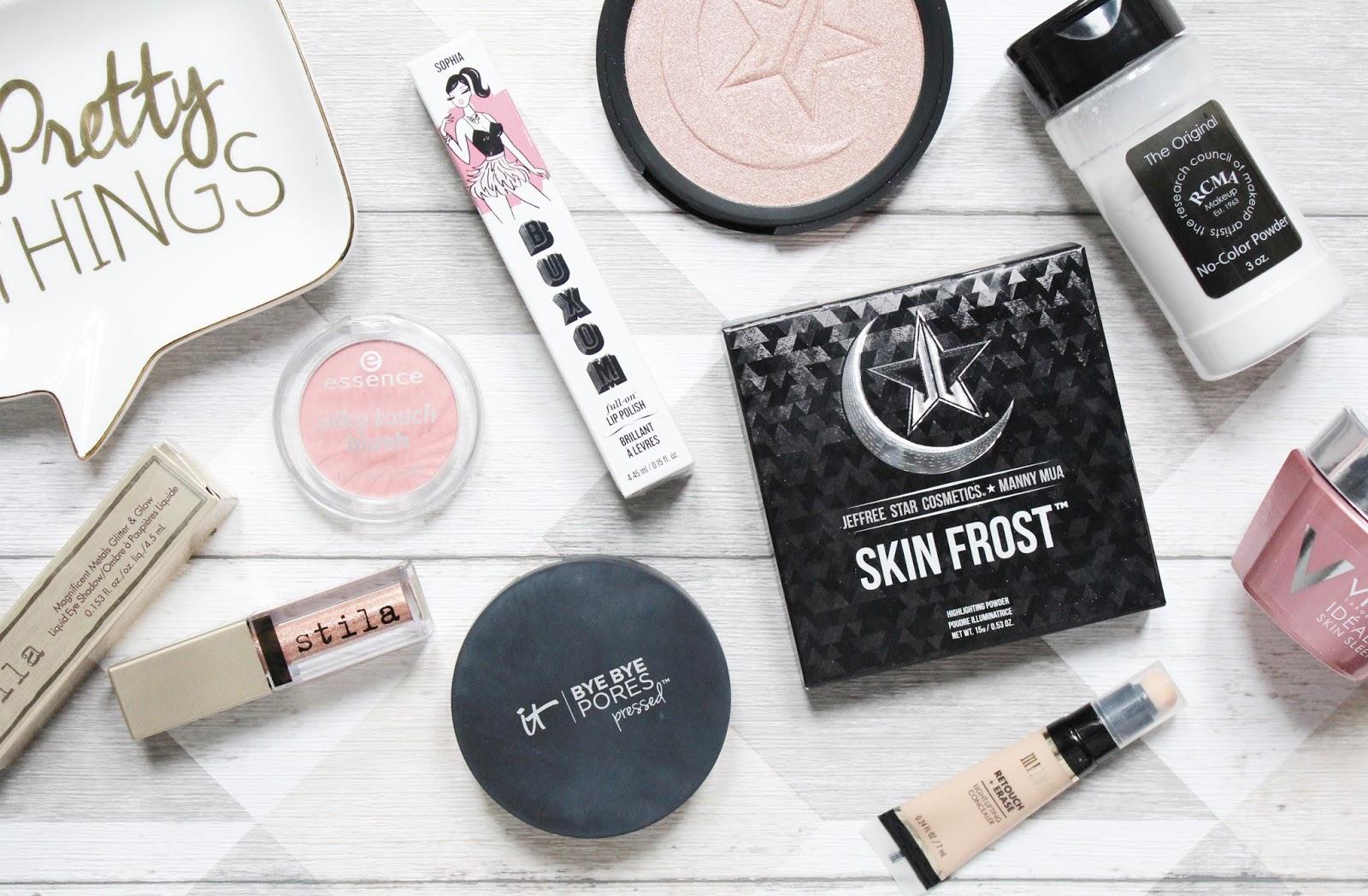 April 2017 Beauty Favourites