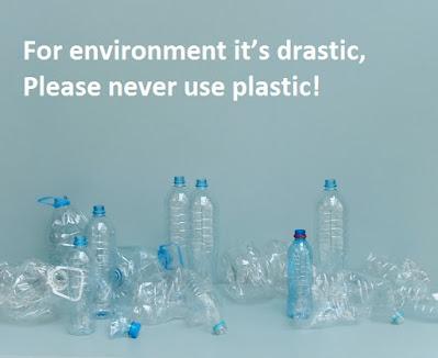 Slogans on Plastic Pollution