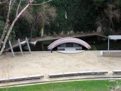 Companys, mausoleo, fossar Pedrera
