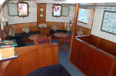 Tours Galápagos Yates de primera clase Crucero Velero Sagitta