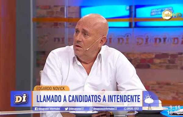 Edgardo Novick