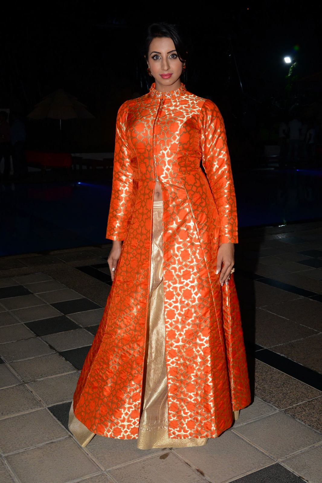 Sanjana sizzling and stylish photos gallery-HQ-Photo-10