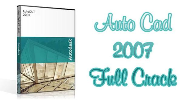 تحميل برنامج اوتوكاد Autodesk AutoCad 2007 كامل مع التفعيل