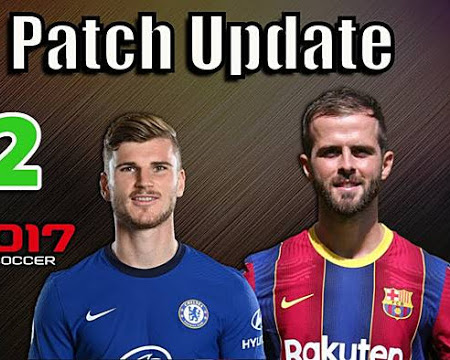 PES 2017 PTE Patch Update 8.2 Unofficial Season 2020/2021