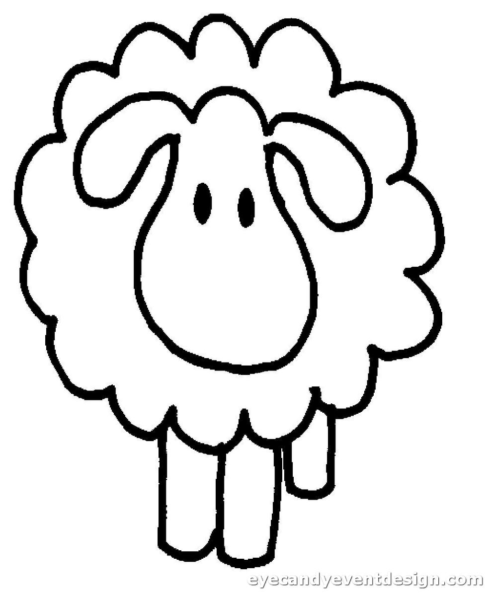 Ausmalbilder Shaun Das Schaf