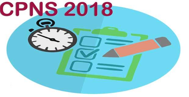 Penerimaan CPNS 2018