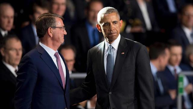 Pentágono: EEUU lleva carga de lucha contra Daesh en Siria