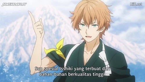 Nonton Streaming Shokugeki no Souma Season 4 Episode 8 Subtitle Indonesia