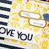 I love you.... {Scrapbooking. Sketch der Woche Scrapbooktreff...}
