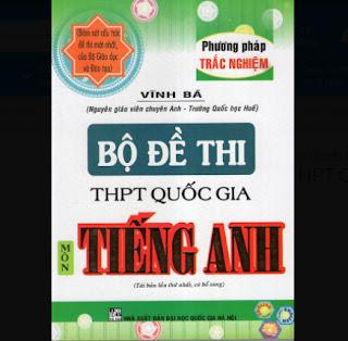 Bộ Đề Thi Môn Tiếng Anh (THPT Quốc Gia) Phương Pháp Trắc Nghiệm ebook PDF-EPUB-AWZ3-PRC-MOBI