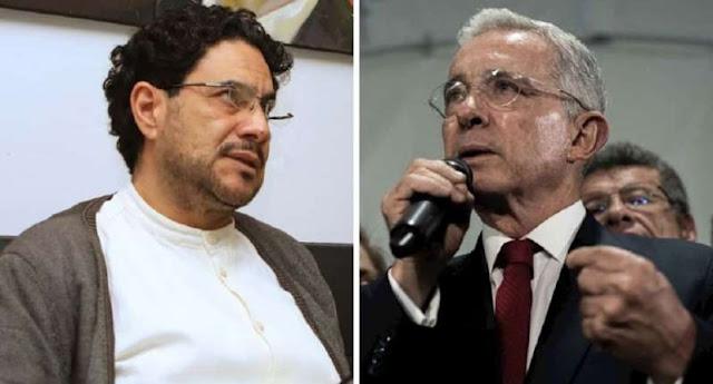 Uribe responde a Cepeda por vincular al Centro Democrático con escándalos en el Ejército