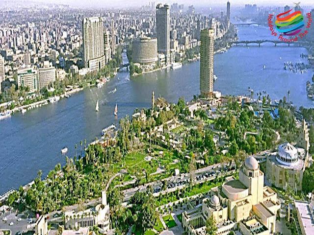 Cairo - Nile River - Egypt