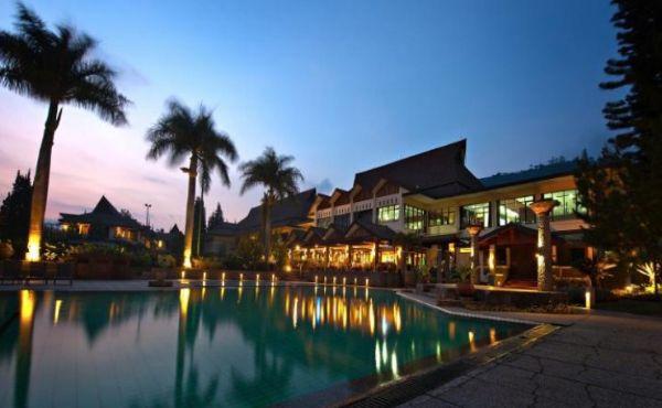 Hotel Puteri Gunung