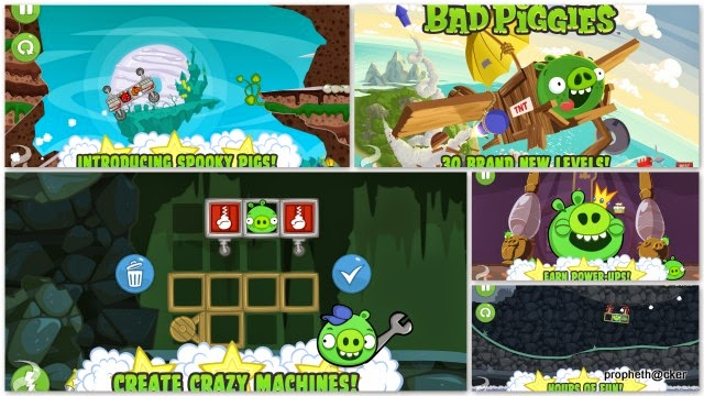 bad piggies android app