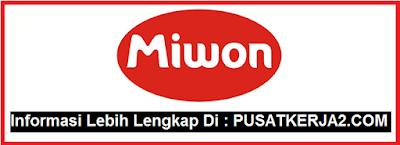 Rekrutmen Lowongan Kerja PT Miwon November 2019 D3 Teknik Elektro