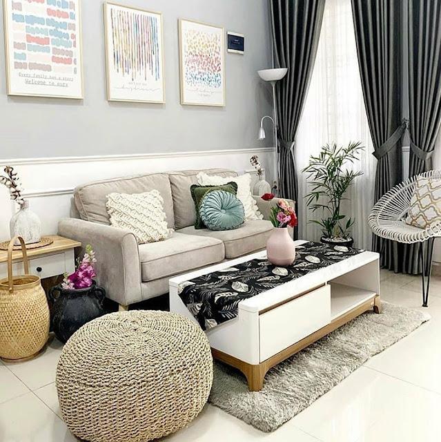 Desain Sofa Minimalis untuk Ruang Tamu Kecil Terbaru